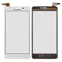 Сенсорный экран для мобильного телефона Lenovo S850, белый