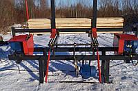 Торцовка-автомат для тарной доски, поддонов
