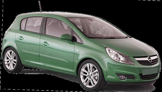 Opel Corsa D 06-11- кузов и оптика