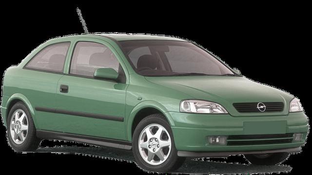 Opel Astra G 98-09 кузов и оптика