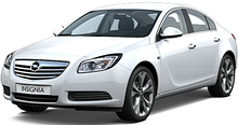 Opel Insignia 08-13-17