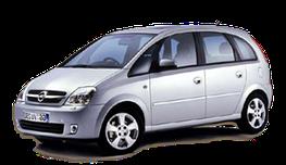 Opel Meriva А 03-06-10