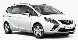 Opel Zafira C 12-19