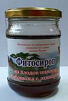 Фитосироп из плодов инжира и абрикоса с эхинацеей 200мл
