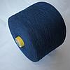 Темно-синий джинс хлопок   Filartex spa  ,30/3м, 1000 м  col Н5