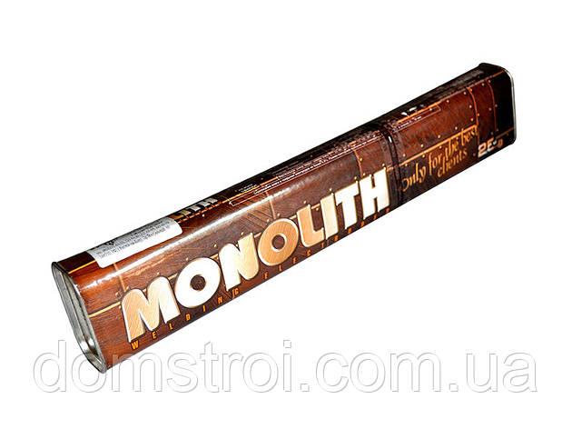 Электроды Монолит 1 кг. Ø 3 мм., фото 2