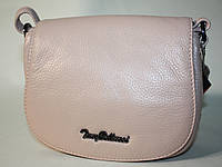 Женская мини-сумочка клатч Tony Bellucci пудра