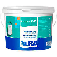 Краска для кухонь и ванных комнат Luxpro K&B Aura Eskaro 10 л