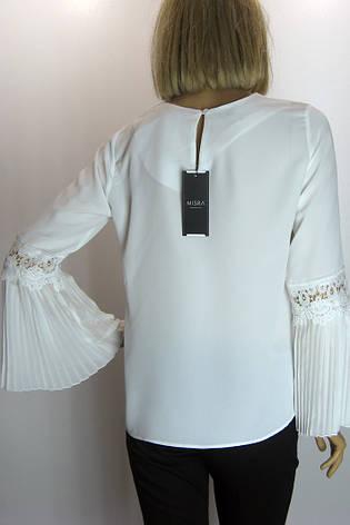 Блузка рукав волан Misra, фото 2