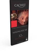 Шоколад Cachet MADAGASCAR  32% какао Бельгия 100г