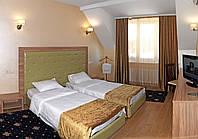 """Двомісний номер з окремими ліжками в готелі """"Південна Брама"""""""