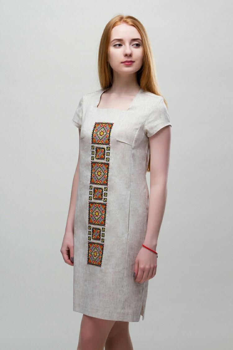 Плаття вишиванка - Орнамент