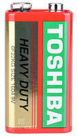 Батарея Toshiba крона 6F22 9V KG