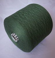 Хлопок  Emilcotoni spa, зеленый,  3/50 м, col 340s