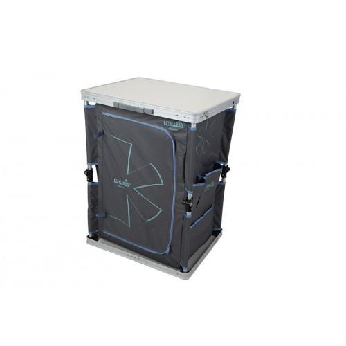 Кемпинговый складной шкафчик с полками Norfin Rore (NFL-20401)