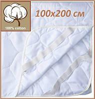 Наматрасник 100х200 U-TEK Comfort Summer на резинках по углам