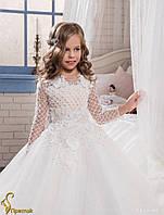 Детское нарядное платье FG0500 - прокат, Киев, Троещина