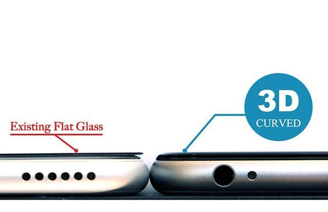 ЗАЩИТНОЕ СТЕКЛО 3D APPLE IPHONE 7 FACE PINK