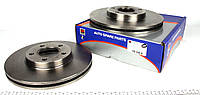 Тормозной диск Форд Коннект /  Ford Connect от 2002 (Передний) (278x24)