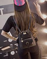 Оригинальный женский рюкзак с красивым дизайном в стиле Candy Bear, фото 2