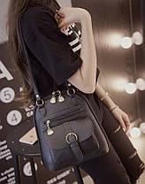 Оригинальный женский рюкзак с красивым дизайном в стиле Candy Bear, фото 3
