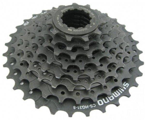 Кассета велосипедная Shimano CS-HG31-8 Tourney (11-32)