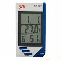 Термометр-гигрометр комнатный (метеостанция) TS KT 908