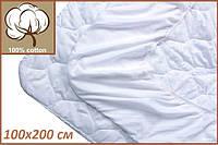 Наматрасник 100х200 U-TEK Comfort Summer натяжной