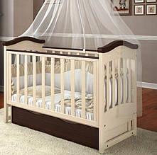 Детская кроватка Angelo Lux- 4