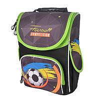 Школьный рюкзак с ортопедической спинкой для мальчика - Футбольный мяч - 87-1441