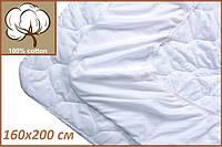 Наматрасник 160х200 U-TEK Comfort Summer натяжной