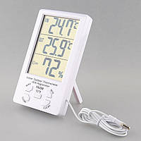 Термометр-гигрометр комнатный (метеостанция) TS 298