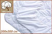 Наматрасник 200х200 U-TEK Comfort Summer натяжной