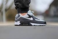 Кроссовки мужские Nike Air Max 90 Grey Mist 3 (Оригинал), кроссовки найк аир макс 90 серые