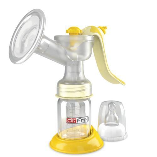 Молоковідсмоктувач механічний Dr. Frei модель GM-10