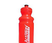 Спортивная бутылка ActiWay красная 550 ml