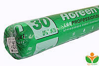 Агроволокно Agreen 30,  Рулон 4,2 × 100 м