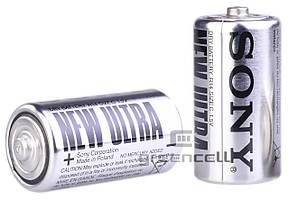 Батарейка SONY R14 NEW ULTRA
