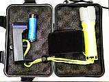 Підводний ліхтар для дайвінгу SF BL T6 Dive, фото 5
