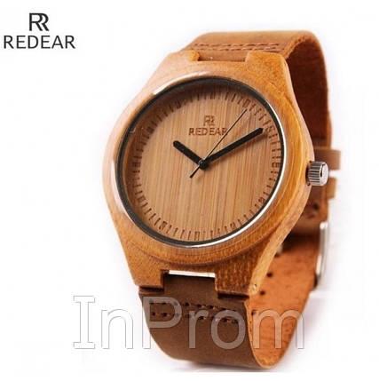 Бамбуковые часы Redear, фото 2