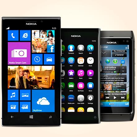 Китайские копии телефонов Nokia (нокиа) купить под заказ