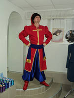 Чоловічий український костюм