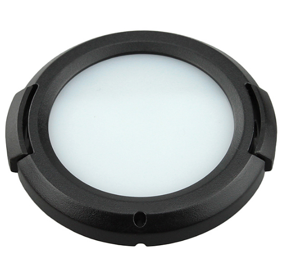 White Balance Cap JJC WB // Крышка для установки баланса белого (58mm, 67mm)