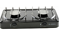 Газовая плита Элна двухкомфорочная без крышки