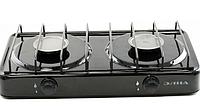 Газовая плита Элна двухконфорочная без крышки
