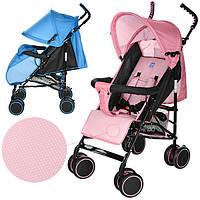 Детская прогулочная коляска M 3421-1, разные цвета