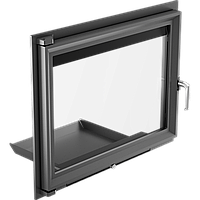 Дверцы для камина Kratki Zuzia 515Х652