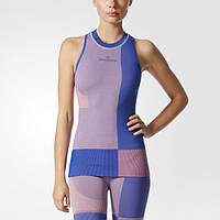 Бесшовная майка для йоги adidas by Stella McCartney Yoga Seamless AZ6670 - 2017