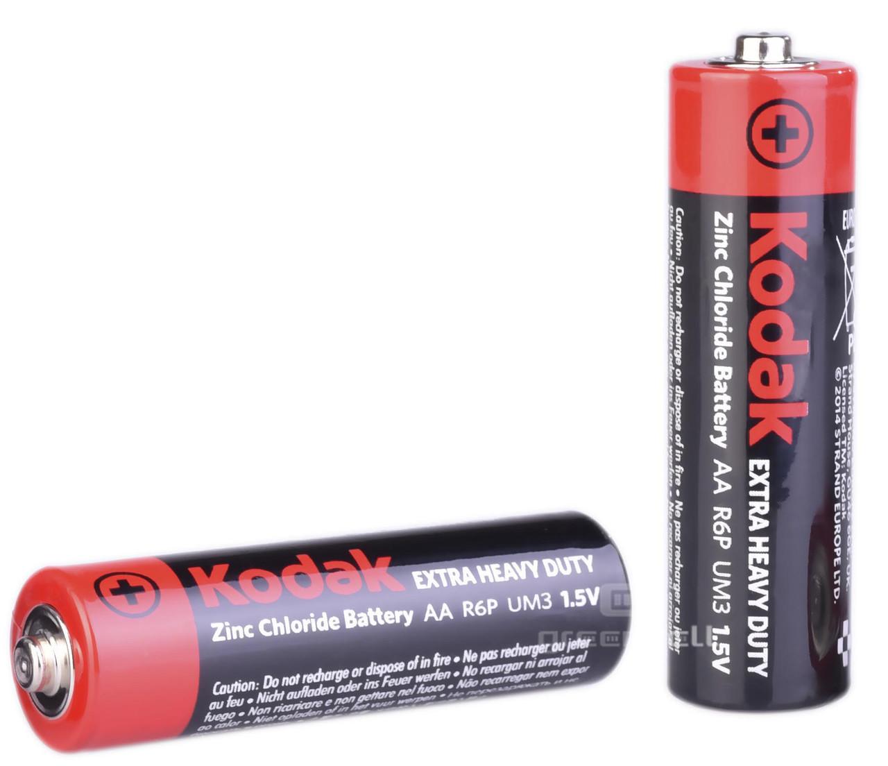 Батарейка Kodak EXTRA HEAVY DUTY R6