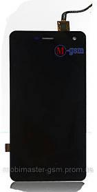Дисплейный модуль ZTE Blade L3 черный